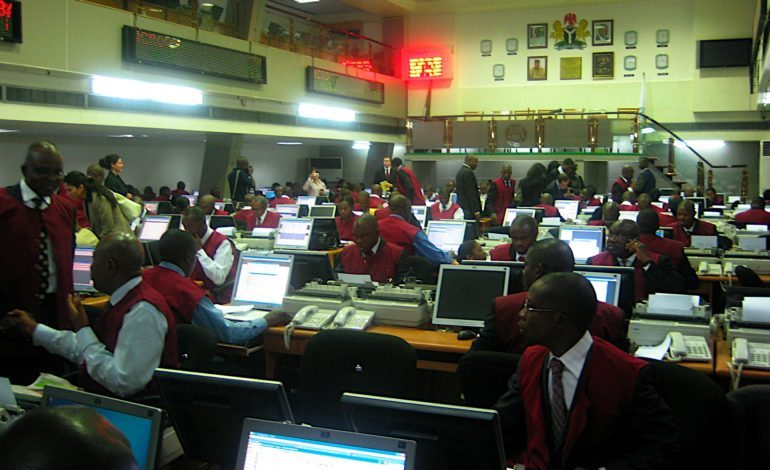 Nigerian Stock Exchange 2