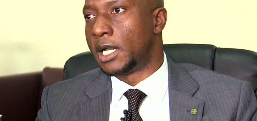 Chief Executive Officer NSE Oscar Onyema