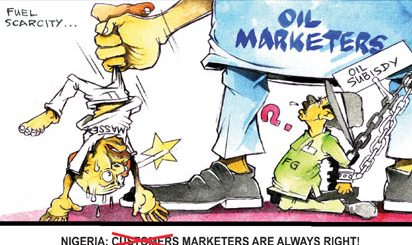 OIL MARKETERS1